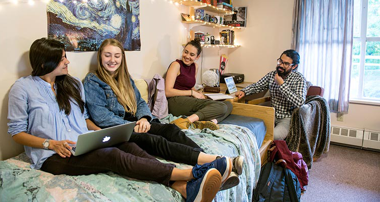 Settling in to student life